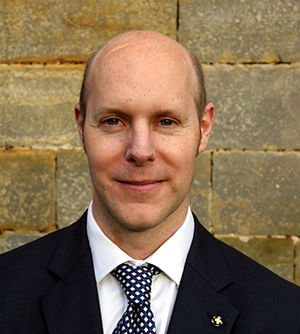 Dr Tom Balchin